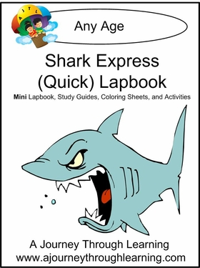Shark Express (Quick) Lapbook