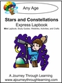 Stars and Constellations Express (Quick) Lapbook