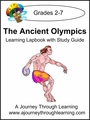 Ancient Olympics Lapboook with Study Guide-8.00
