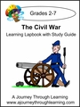 The Civil War Lapbook 8.00