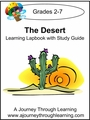 Desert Lapbook with Study Guide-8.00