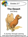 The Desert Unit Study with Study Guide--4.50