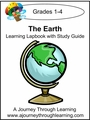 Earth Lapbook with Study Guide--8.00