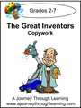 The Great Inventors Print Style 1--4.50