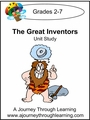 The Great Inventors Unit Study