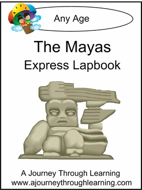 Mayas Express (Quick) Lapbook