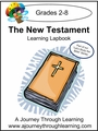 New Testament Lapbook--8.00