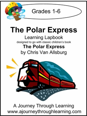 Polar Express Lapbook--8.00