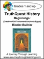 TruthQuest Beginnings Binder-Builder
