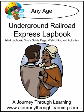 Underground Railroad Express (Quick) Lapbook
