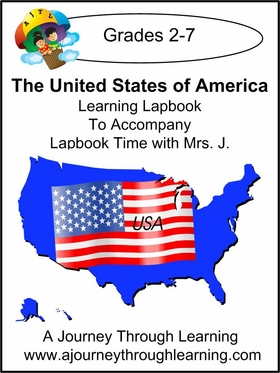 USA Video Classes with Lapbook