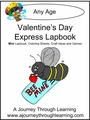 Valentine's Day Express (Quick) Lapbook