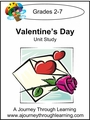 Valentine�s Day Unit Study--4.50