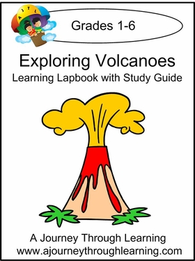Volcanoes Lapbook for Foundations--8.00