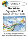 Winter Olympics 2014 Lapbook with Study Guide