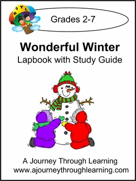 Wonderful Winter Lapbook with Study Guide--7.99