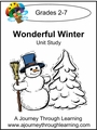 Wonderful Winter Unit Study--4.50