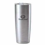20 OUNCE STAINLESS STEEL TRAVEL MUG TUMBLER