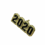 2020 ENAMELED CHENILLE PIN