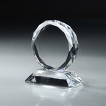 3 INCH OPTICAL CRYSTAL AWARD