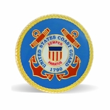 UNITED STATES COAST GUARD LAPEL PIN