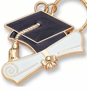Academic Key Rings And Charms