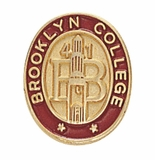 BROOKLYN COLLEGE PIN