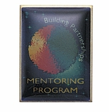 BUILDING PARTNERSHIP MENTORING PROGRAM PIN