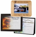 Certificate Holders, Photo Plaques and Picture Frames