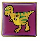 CHILD'S DINOSAUR PIN