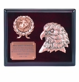 Corporate American Eagle Patriot Plaques