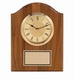Corporate Clock Award Plaques