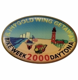 DAYTONA BIKE WEEK 2000 PIN