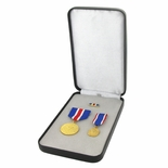 DECORATION PRESENTATION BOX FOR MEDAL, BAR AND PIN