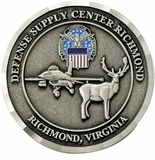 DEFENSE SUPPLY CENTER RICHMOND VIRGINIA