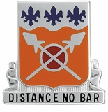 DISTANCE NO BAR INSIGNIA