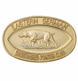 EASTERN GERMAN SHORTHAIRED POINTER CLUB PIN