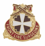 FRONT LINE SURGEONS INSIGNIA
