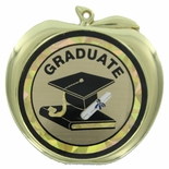 GRADUATE APPLE MEDAL