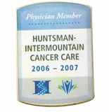 HUNTSMAN INTERMOUNTAIN CANCER CARE PIN