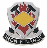 IRON FINANCE INSIGNIA