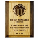 Laser Engraved Wood Plaques And Frames