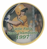 LITTLE FALLS STATE CHAMPIONS PIN
