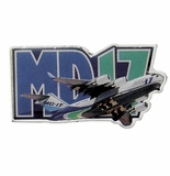 MD17 AIRLINE PIN