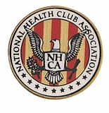 NATIONAL HEALTH CLUB ASSOCIATION PIN