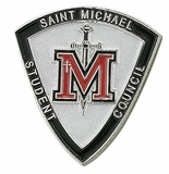 SAINT MICHAEL STUDENT COUNCIL PIN