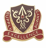 SUPPLY EXCELLENCE ALWAYS INSIGNIA