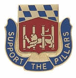 SUPPORT THE PILLARS INSIGNIA