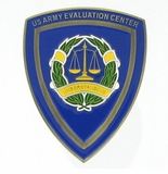 U.S. ARMY EVALUATION CENTER AWARD OF EXCELLENCE