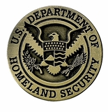UNITED STATES DEPARTMENT OF HOMELAND SECURITY PIN